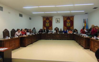 Este jueves en el pleno,propuesta para aprobación inicial del presupuesto municipal consolidado del ejercicio 2018