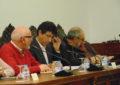 La comisión informativa de Economía propone a Ana María Cortés y Juan Rodríguez, del PSOE, como nuevos miembros de la Junta de Comarca en sustitución de Miguel Tornay y Aurora Camacho