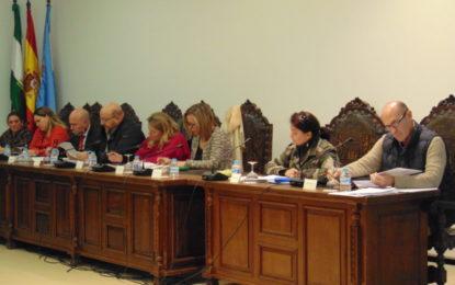 Arriaga felicita el trabajo de todos los miembros del gobierno local para evitar que La Línea figure entre los ayuntamientos advertidos de intervención por Hacienda