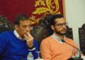 Mario Fernández asiste a una reunión en Cádiz sobre el proyecto de intervención en barriadas vulnerables