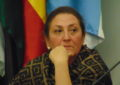 La concejal de Cultura muestra sus condolencias por el fallecimiento de la pintora algecireña, Blanca Orozco