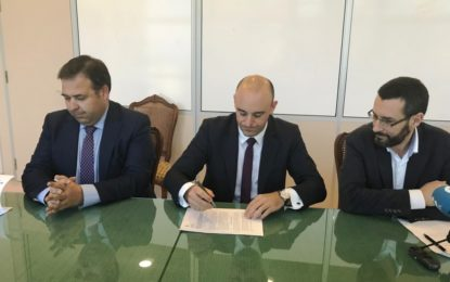 La nueva UTE del servicio de autobuses invertirá 1,5 millones de euros