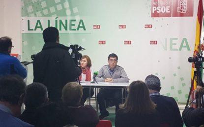 La Comisión Ejecutiva Local del PSOE de La Línea quiere hacer llegar a la opinión pública, su apoyo a la concentración que se va a realizar el 22 de Febrero a las 7 y media de la tarde en la Plaza de la Iglesia y pedirá a los militantes y simpatizantes  socialistas que acudan en masa