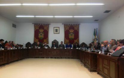 La Corporación solicita a las administraciones central y autonómica la declaración de La Línea de la Concepción como Zona de Preferente Reindustrialización