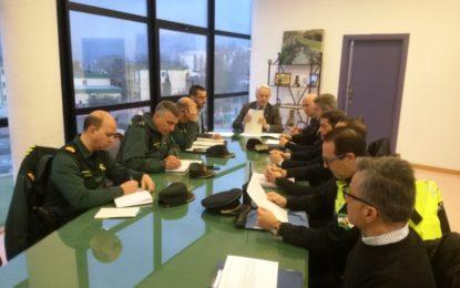 La Mesa Técnica analiza nuevas aprehensiones y actuaciones contra las mafias del contrabando