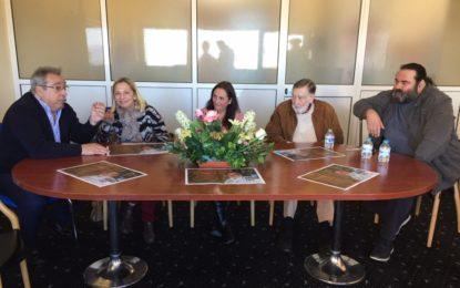 El estudio científico sobre la Sábana Santa de Turín realizado por el sindólogo, Julio Marvizón, esta tarde en el Palacio de Congresos