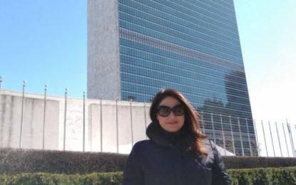 La Ministra de Igualdad, Samantha Sacramento, formará parte de la delegación de diputados británicos en la Comisión de la Condición Jurídica y Social de la Mujer de las Naciones Unidas