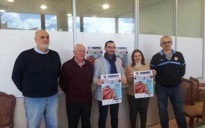 Asuntos Sociales y Deportes agradecen a la Unión Linense de Baloncesto la donación de mil euros