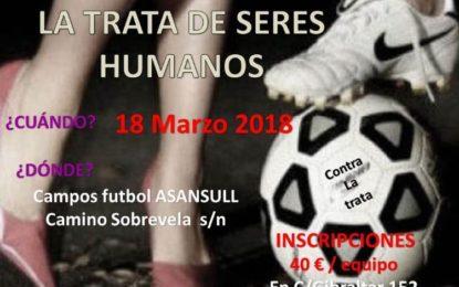 Abiertas las inscripciones para participar en el II Torneo benéfico de fútbol 5 organizado por Nuevo Hogar Betania
