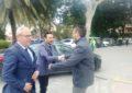 Franco y López Gil dicen sentirse decepcionados el uno del otro tras la reunión de esta tarde