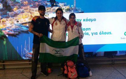 Deportes felicita a los deportistas linenses de taekwondo que participan en el campeonato del mundo