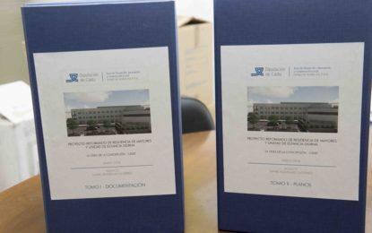 Diputación concluye la redacción del proyecto de obras de la residencia de mayores de La Línea
