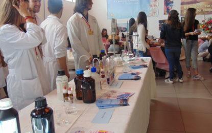 Unos 1.300 alumnos de 16 centros educativos de la ciudad y la comarca confirman su participación en la VIII Feria de Ciclos Formativos