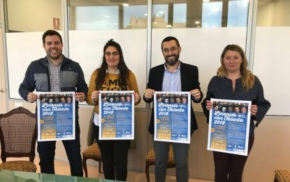 En marcha la Tercera Edición de la Gala Linenses con Talento organizada por Nuevo Hogar Betania