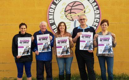 Deportes e Igualdad respaldan la campaña de promoción del baloncesto femenino desarrollada por la ULB
