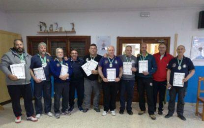 Deportes felicita al Club Linense de Tiro Olímpico tras sus éxitos en el Campeonato provincial de Armas Históricas