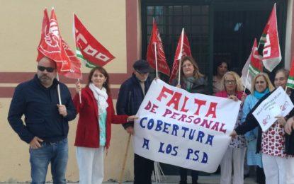 Continúan las concentraciones en las Escuelas Infantiles de La Línea de la Concepción