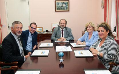 El Gobierno de Gibraltar firma el diseño de la nueva escuela de St Anne en el antiguo lugar de Notre Dame