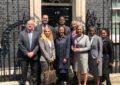El Departamento de Medio Ambiente y Cambio Climático de Gibraltar acude en Londres a una reunión medioambiental celebrada entre el Gobierno británico y los Territorios Británicos de Ultramar
