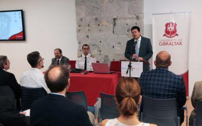 Taller de aduanas en Gibraltar para mejorar el control internacional del comercio de vida silvestre