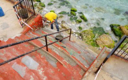 El gobierno de Gibraltar anuncia nuevas mejoras en la playa