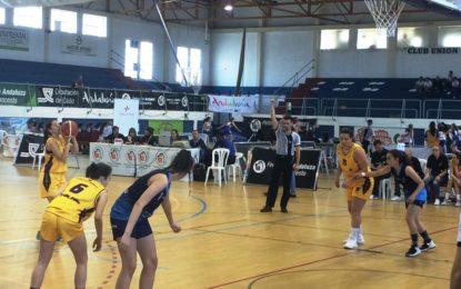 Iniciado el Campeonato de Andalucía de Baloncesto Infantil Femenino en el Pabellón Polideportivo