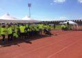 La Federación Española de Atletismo remite a Deportes el certificado de homologación de las pistas del Estadio Municipal