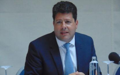 El Ministro Principal de Gibraltar, Fabian Picardo, muestra sus condolencias al alcalde y al pueblo de Algeciras