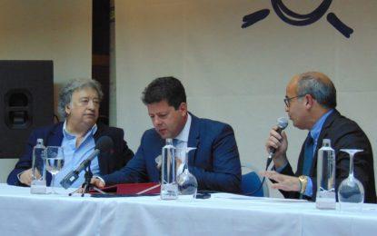 Loren Periáñez pedirá la Medalla de Oro de La Línea para Fabian Picardo y el pueblo de Gibraltar