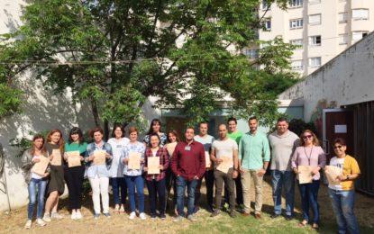 Finalizan los cursos gratuitos de ingles impartidos en la Casa de la Juventud