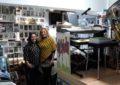 El alcalde traslada su pésame a la compositora linense Alicia Domínguez Arcos tras el fallecimiento  de su padre