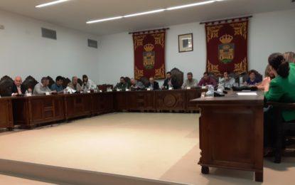 El pleno aprueba ampliar el plazo para la resolución de alegaciones a la RPT