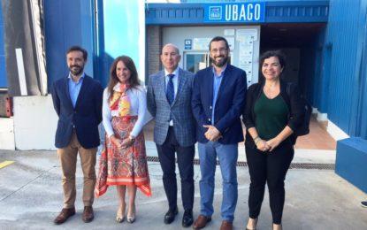 Junta y Ayuntamiento apuestan por el desarrollo de proyectos de Ubago para crear puestos de trabajo en La Línea