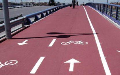 Prueba piloto de carril bici para Main Street y Irish Town en Gibraltar