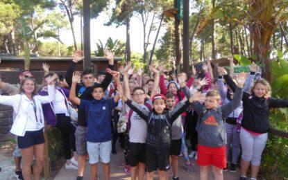 Jovenes de Gibraltar de varios clubes visitaron Aventura Amazonia