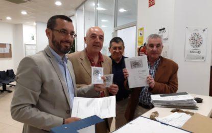 La Asociación 3 noviembre 1730 Fuerte Santa Bárbara comienza la ronda de contactos con partidos políticos