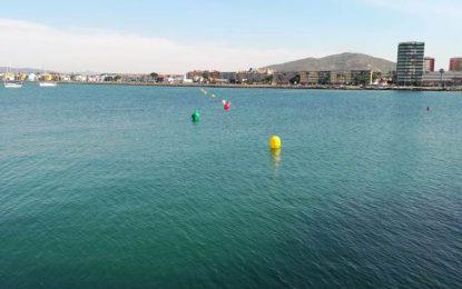Playas tramita el balizamiento de las siete playas de la ciudad