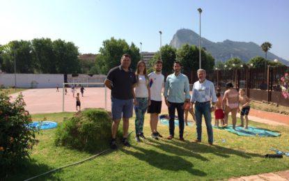La Casa de la Juventud inicia el primer turno de su  V campamento de verano infantil