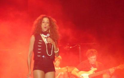 La italiana Morea gana el IX Gibraltar International Song Festival, con el grandioso concierto de Rosario
