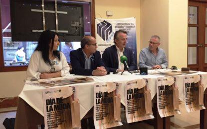 Presentación de la brillante iniciativa de Apymell y la Delegación de Comercio, con el Día de la Moda