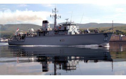 Dos buques de la Royal Navy harán escala en la Base Naval de Gibraltar antes de partir hacia el Golfo