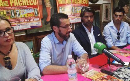 """Antonio Ferrera, David Fandila """"El Fandi"""" y Miguel Ángel Pacheco integran el cartel taurino de la Feria 2018"""