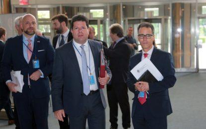Discurso del Ministro Principal de Gibraltar ante el Comité de los 24