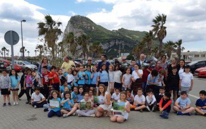 Entregados los premios del concurso de fotografía escolar de Medio Ambiente
