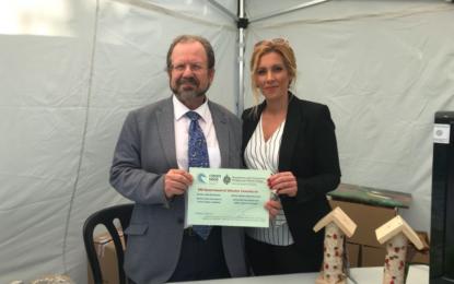 Gibraltar firma una campaña de mares limpios en la ONU en el día mundial del medio ambiente