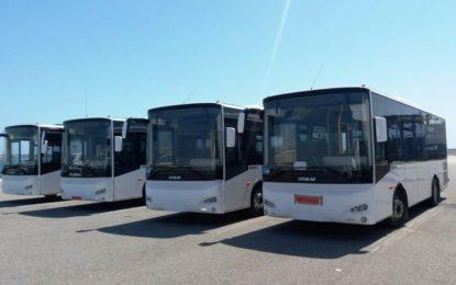 Un nuevo servicio de autobús conecta La Línea con el norte de España