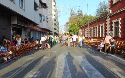 El jueves se pondrán a la venta las sillas para ver la cabalgata de feria