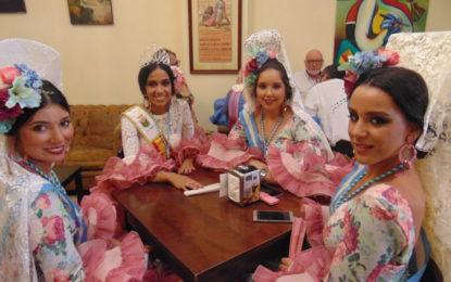 Carmen María Picardo Becerra: «Para mi es todo un orgullo llevar la Corona de Reina»