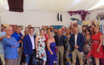 Un año más la Caseta El Patio ofreció con Pinna Fidelis su cata de vinos