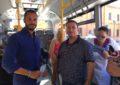 Enero registró las mayores cifras de transporte de viajeros en autobús desde que se firmó el contrato con la nueva concesionaria Socibus